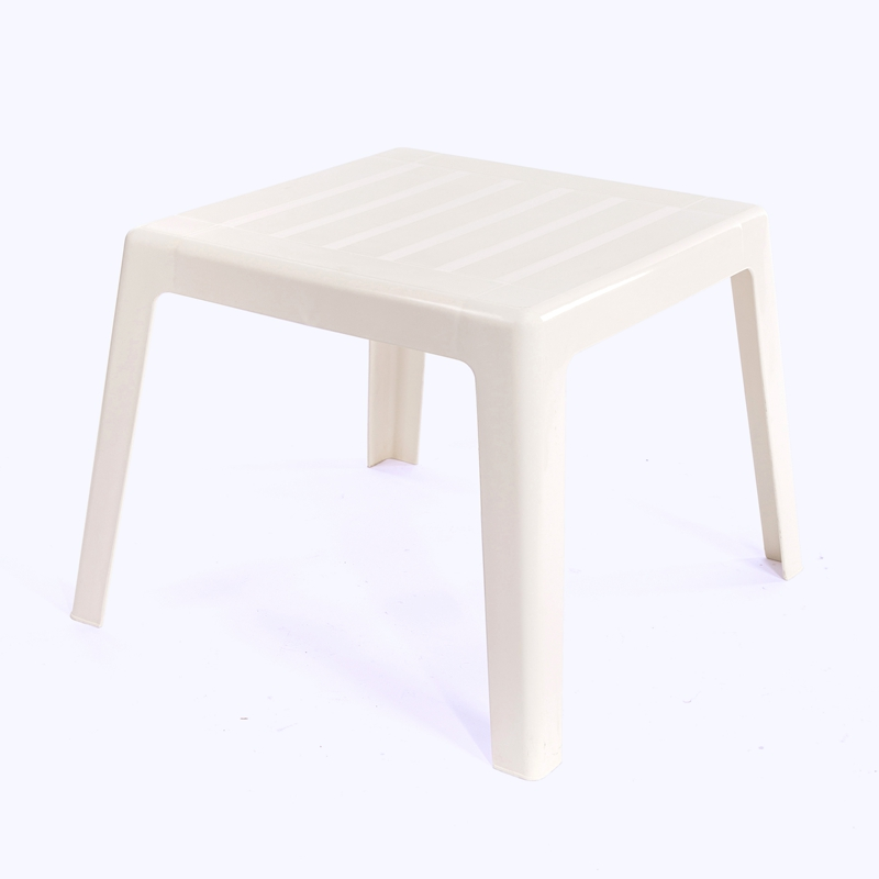 Small Plastic Side Table – Rodman Plastics Company Ltd -> Petite Table Plastique